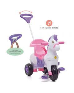 Triciclo Potó Calesita - 1012 - Rosa