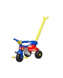 Triciclo Infantil Smart Super Festa Magic Toys - AZUL