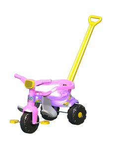 Triciclo Infantil Smart Super Festa Magic Toys - ROSA