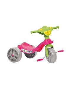 Triciclo Tico Tico 652 Bandeirante - Rosa