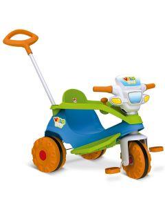 Triciclo Velobaby 206 Bandeirante - Azul