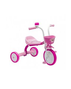 Triciclo Infantil Aro 5 You 3 Girl Nathor - Rosa