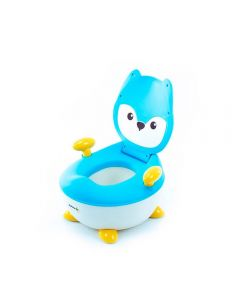 Troninho Fox Potty Safety - Azul