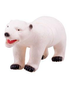 Urso Branco de Vinil DB Play - VB230
