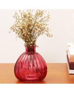 Vaso Decorativo Olivia - Vermelho
