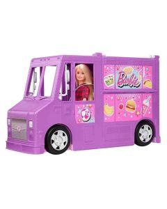 Veículo Barbie Food Truck Mattel - GMW07