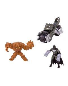 """Veículo Batciclo com Figuras 4"""" DC Sunny - 2184"""