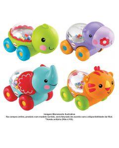 Veículo De Animais Fisher-Price Mattel - BGX29