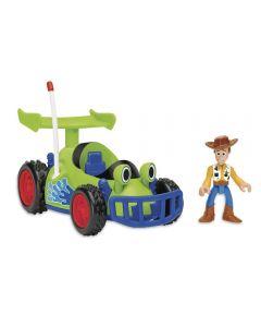 Veículo Toy Story 4 Mattel - GFR97 - Verde