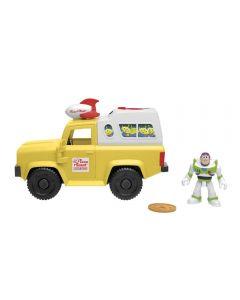 Veículo Toy Story 4 Mattel - GFR97 - Amarelo