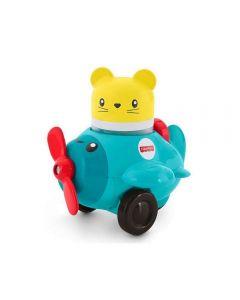 Veículos de Animalzinhos Mattel - FVC74 - Azul