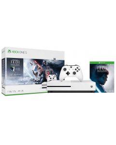 Vídeo Game Xbox One S 1Tb Blundle Jedi Fallen Order Microsoft - Bivolt