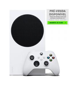 Vídeo Game Xbox Series S Microsoft 512Gb (Pré-Venda) - Bivolt