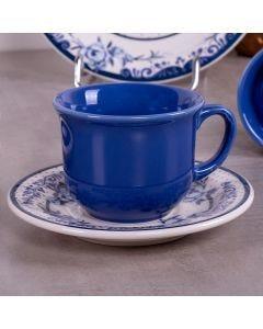 Xícara de Chá com Pires 200ml Oxford Daily - Sophia