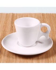 Xícara de Chá com Pires Genova 200ml Hotel Oxford - DIVERSOS