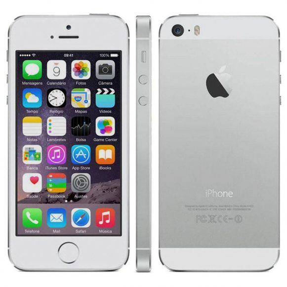 Celular iPhone 5S 16 GB Apple , 1 Chip , Tela 4