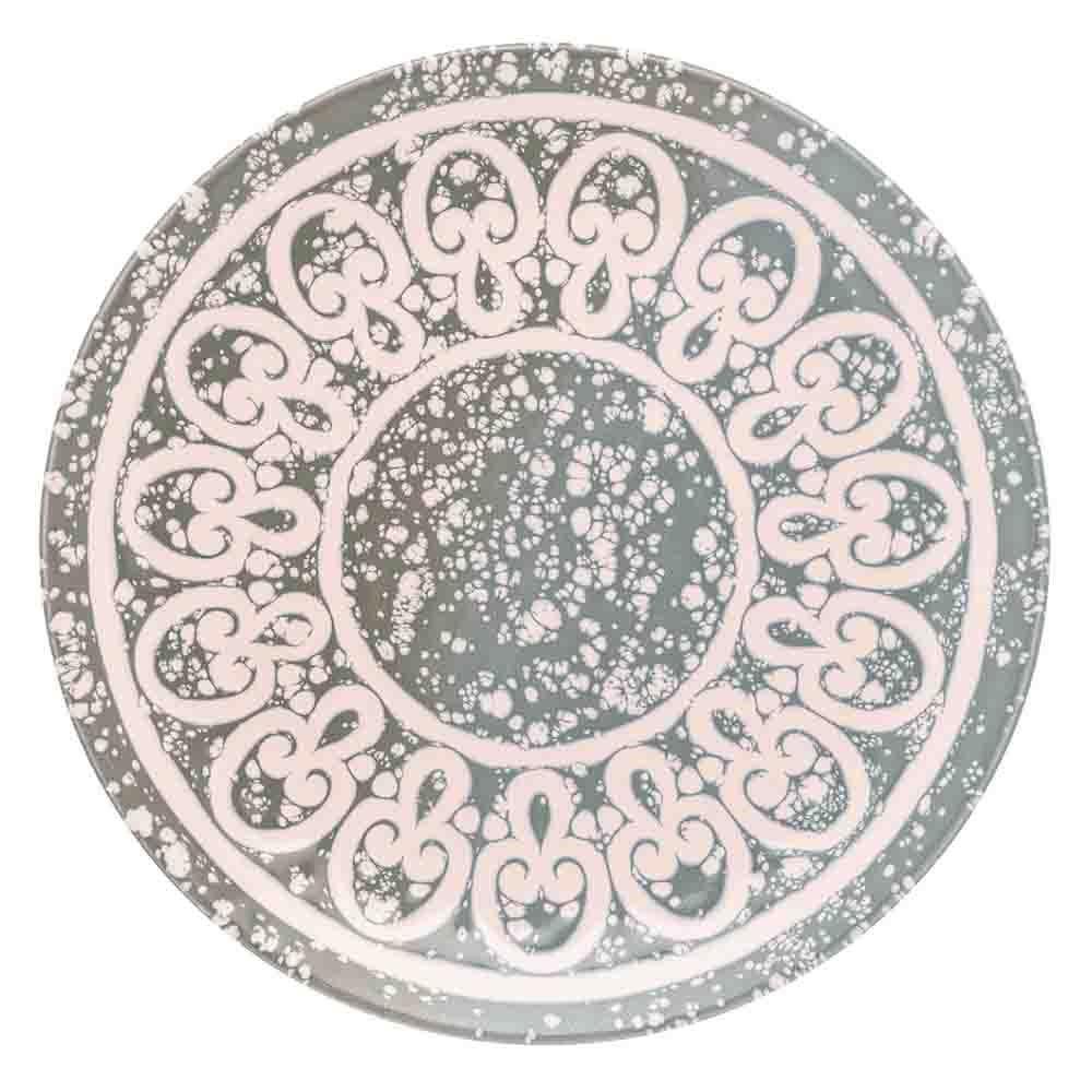 Prato Raso Unni Elo 26Cm - Cerâmica