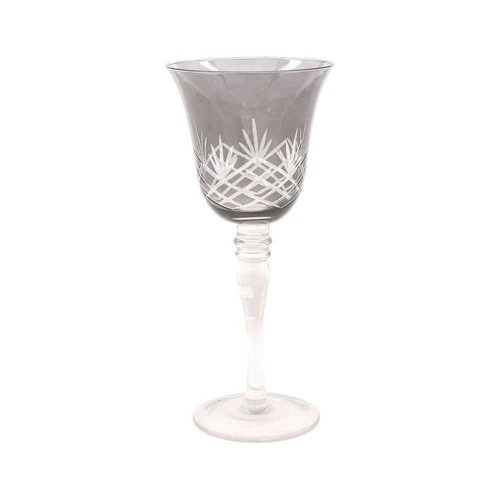 Taca Vinho Atenas 300Ml - Transparente