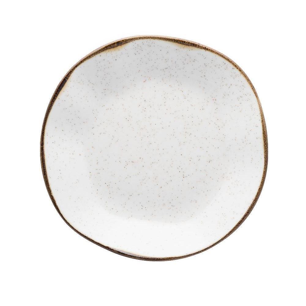 Prato Fundo Ryo Maresia 22,5Cm - Porcelana