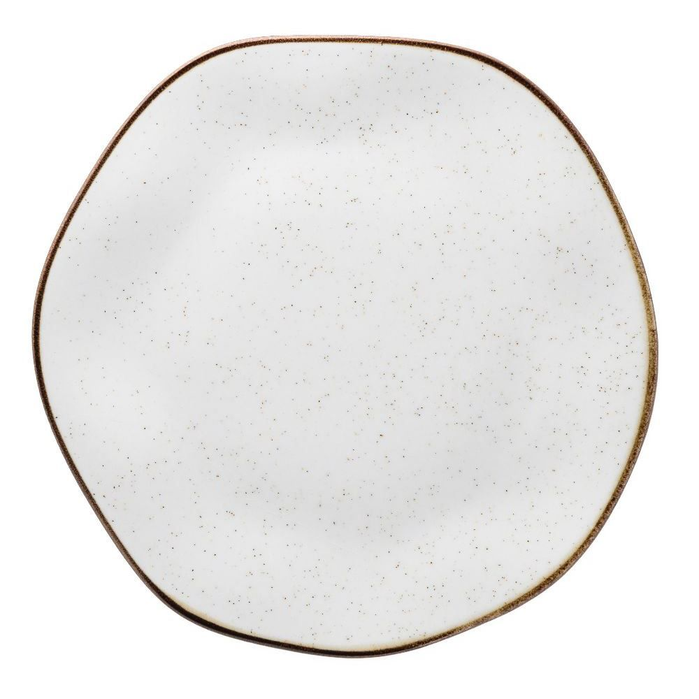 Prato Raso Ryo Maresia 27,5Cm - Porcelana