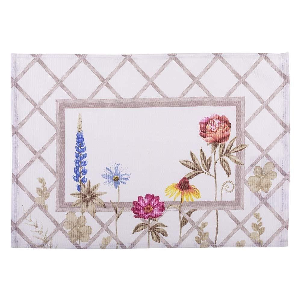 Americano Avulso Estampado Clean Genova Döhler - Floral