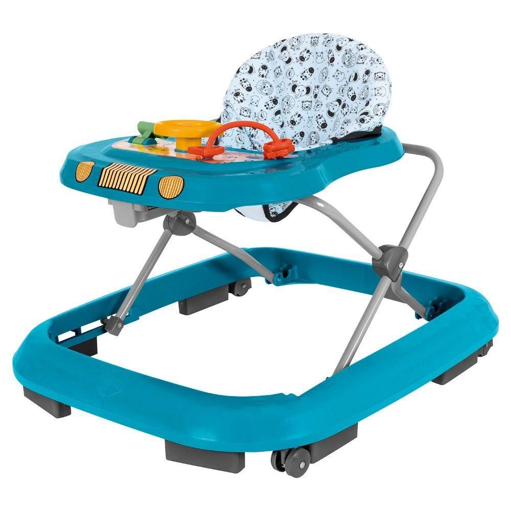Andador Musical Safari Plus Tutti Baby - Azul
