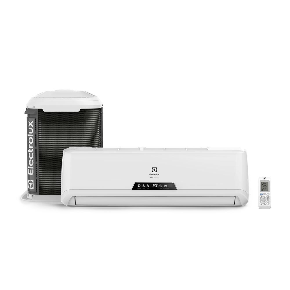 Ar Condicionado Split 9.000Btu's Frio Electrolux Ecoturbo - Branco
