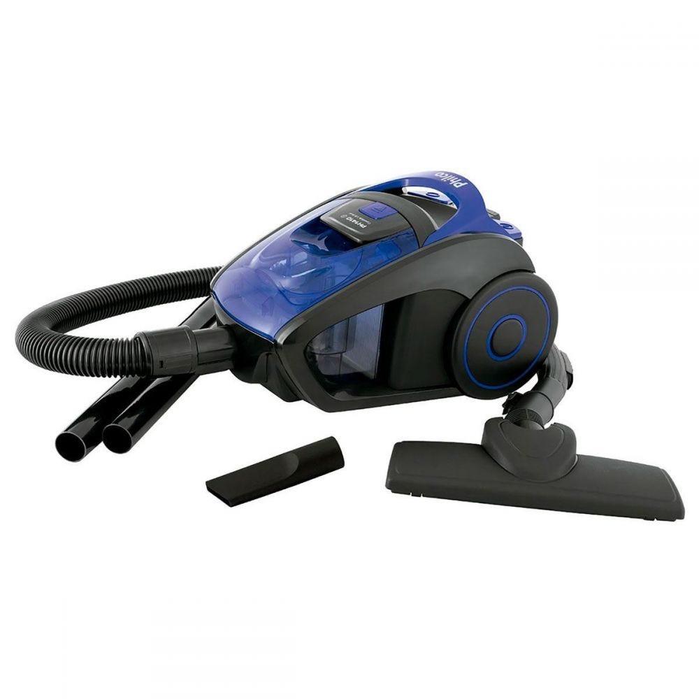 Aspirador PH1410 com Rodinhas Filtro Hepa 1,5L Philco