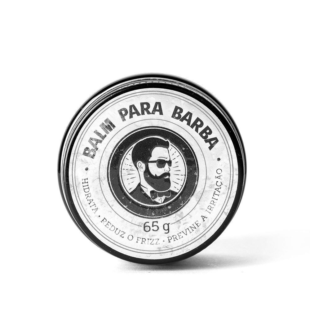 Balm Para Barba - Barba De Respeito - 65g