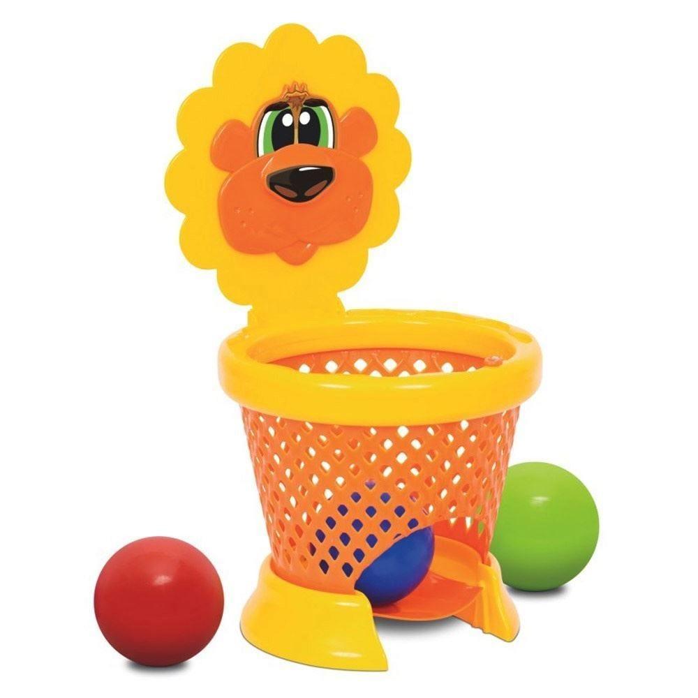 Basket Ball Baby Solapa Mercotoys - 426