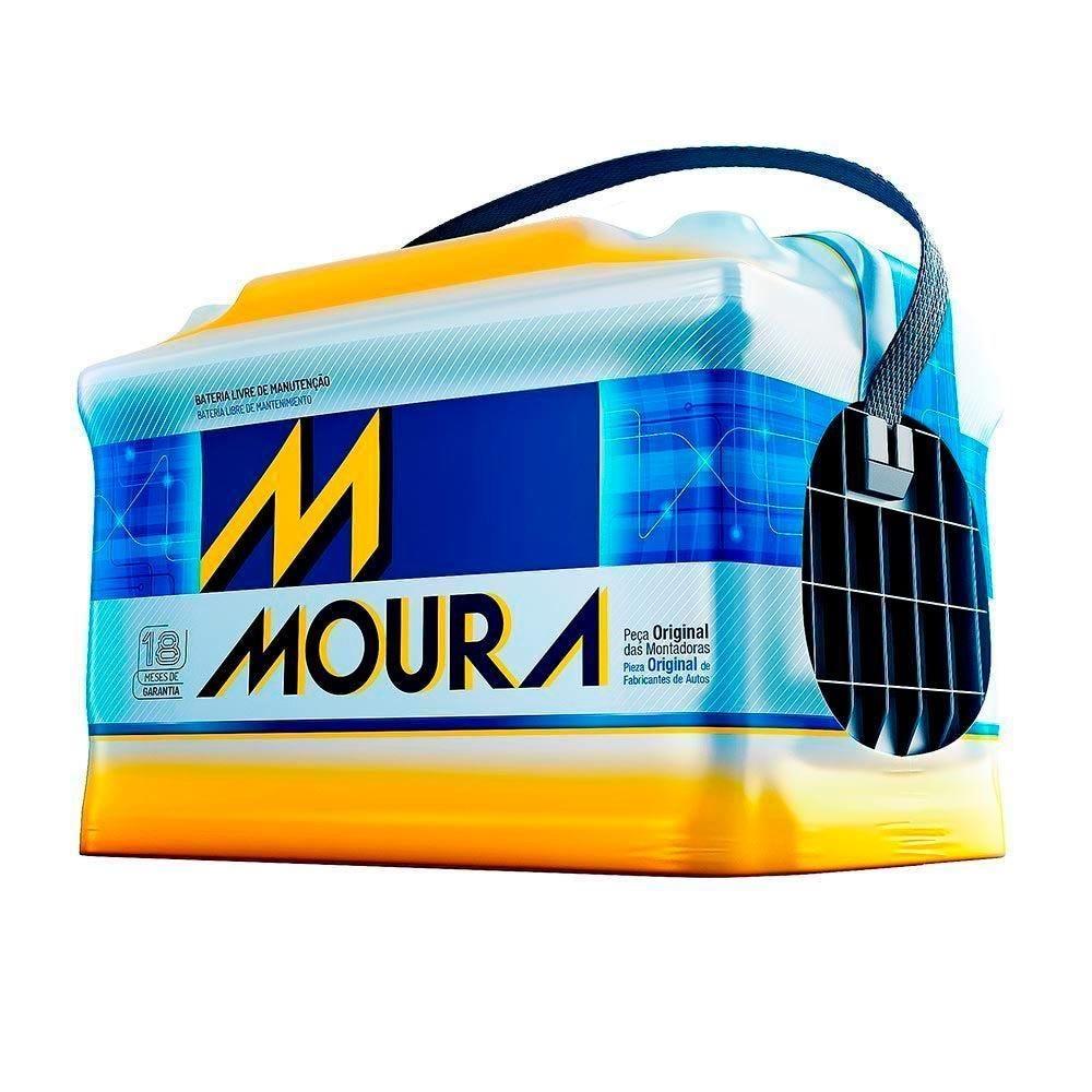 Bateria Automotiva 12V/60Ah Moura M60gd - 12002832