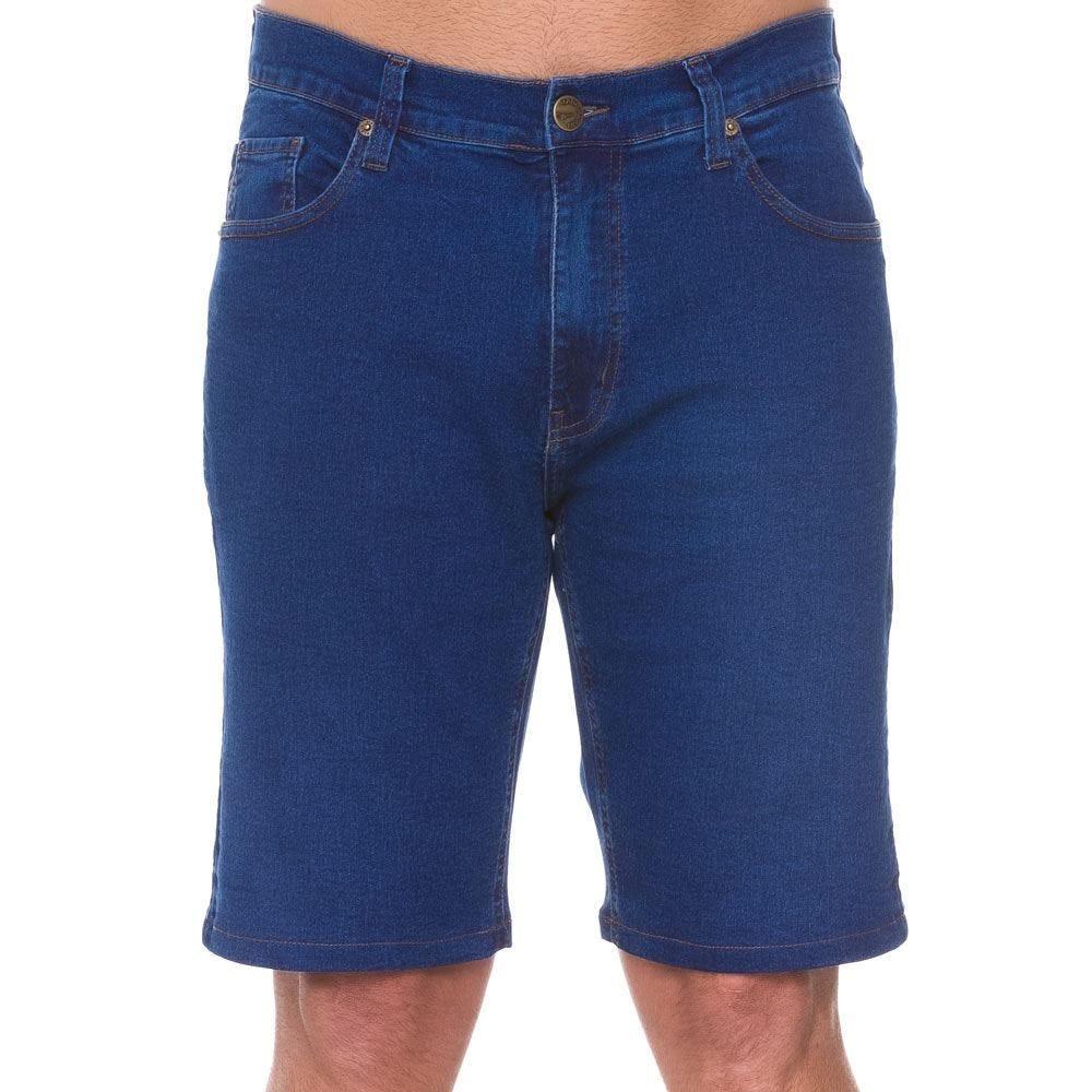 Bermuda Jeans Tradicional Marc Alain