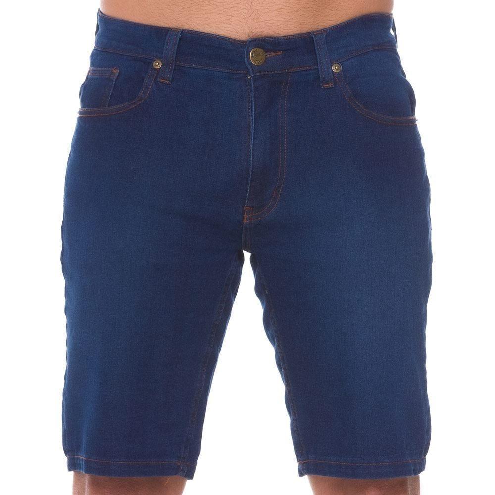 Bermuda Jeans Urbana Tradicional Marc Alain