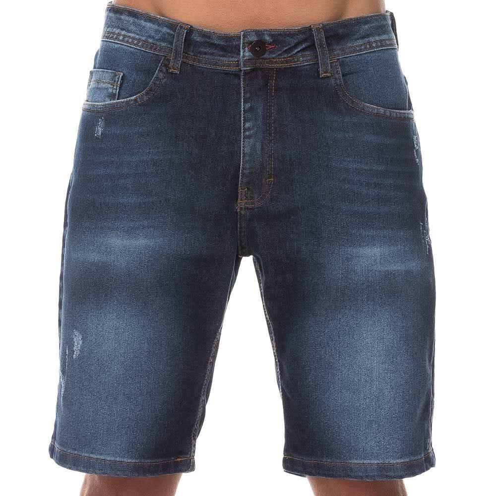 Bermuda Jeans Used Stone Nicoboco