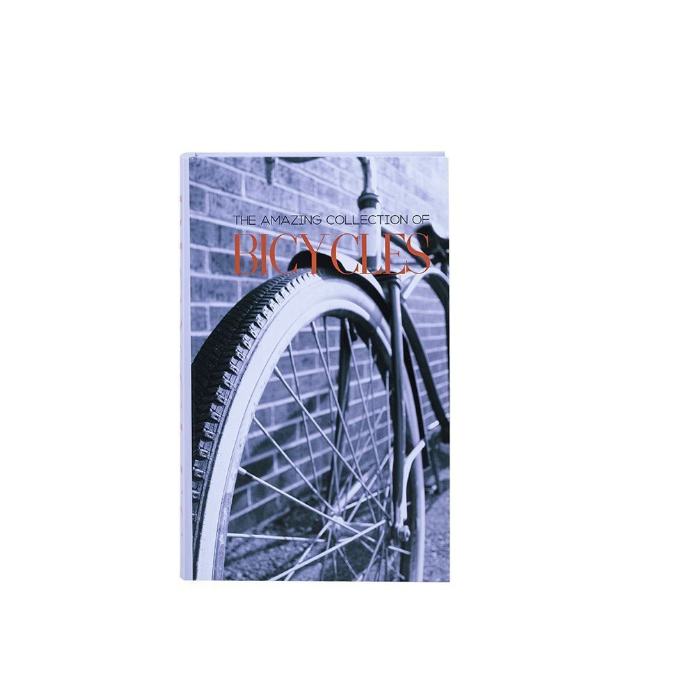 Book Box G Bw Quadros - Bicycles