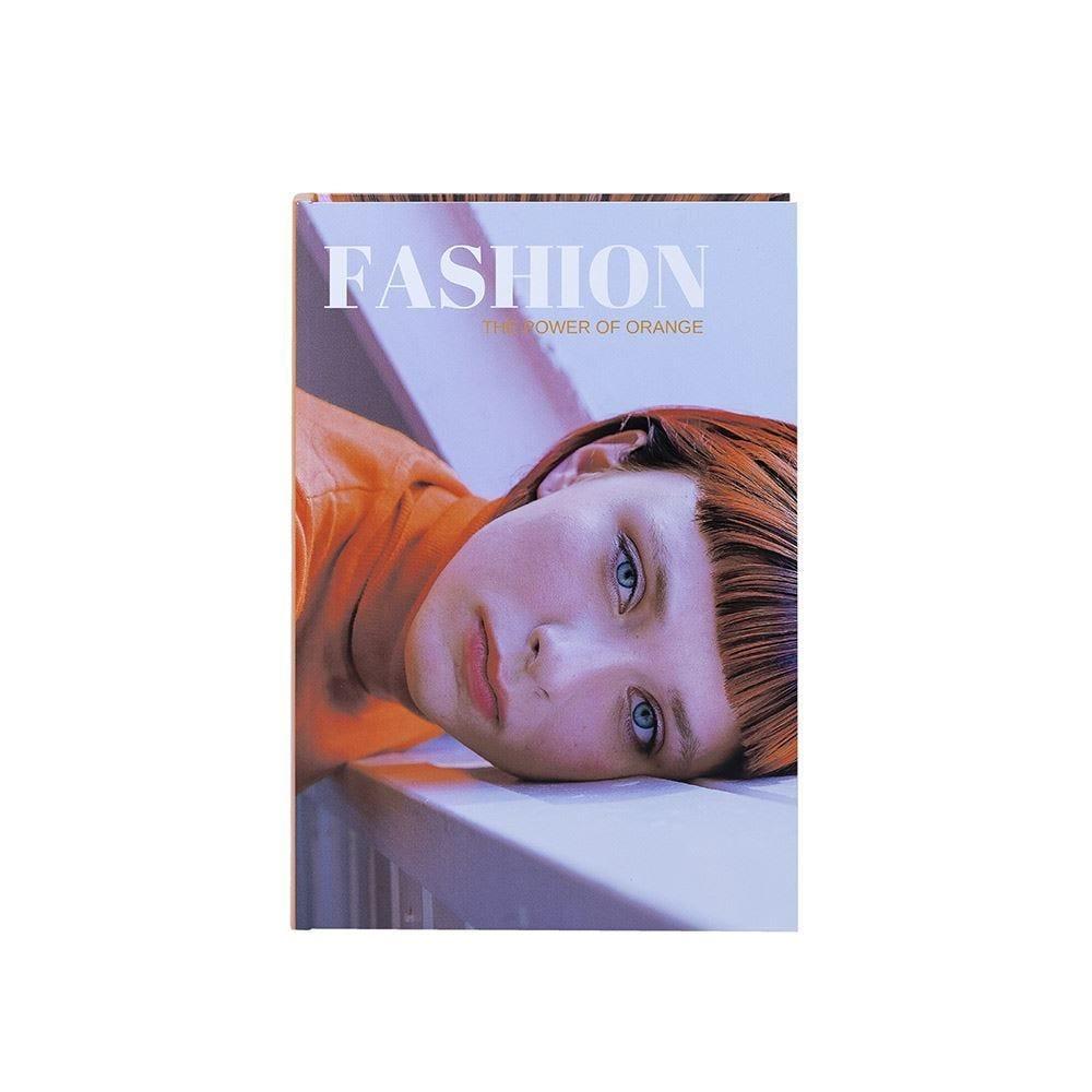 Book Box M Bw Quadros - Fashion
