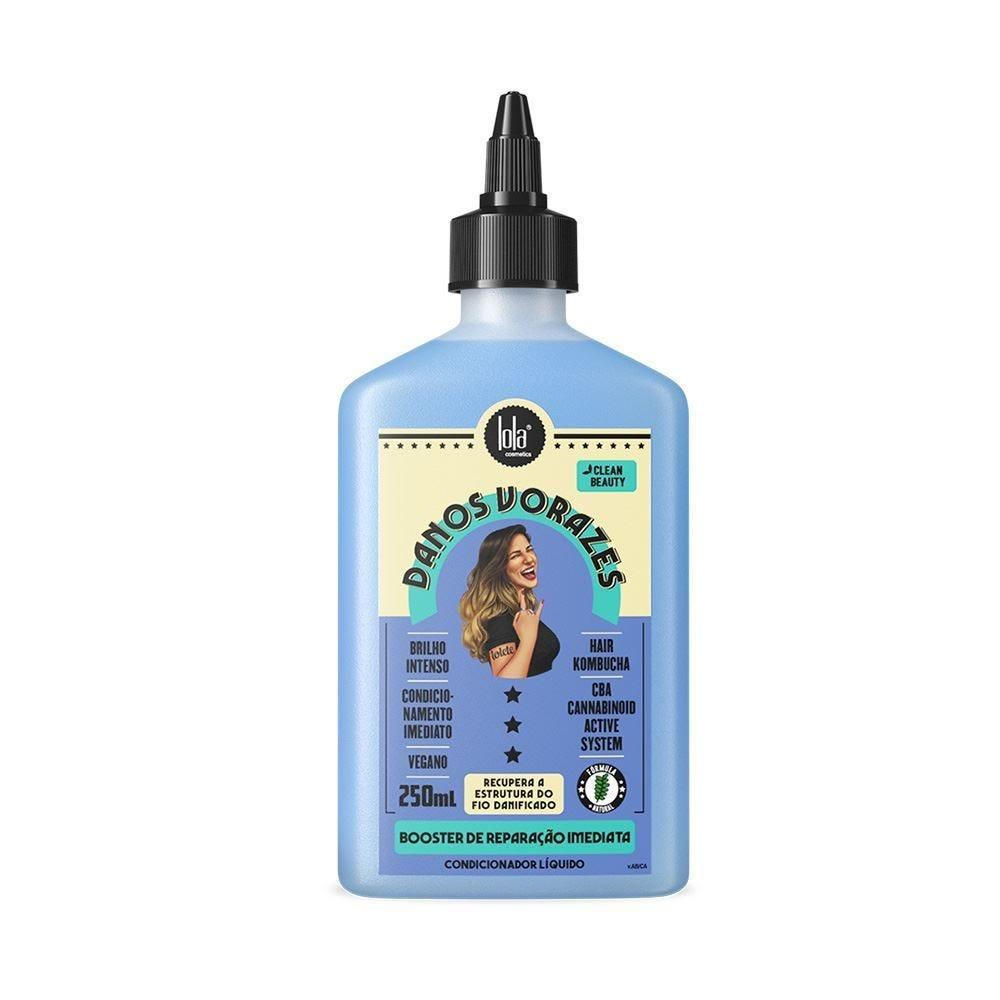 Booster Reparação Danos Vorazes Lola Cosmetics - 250ml