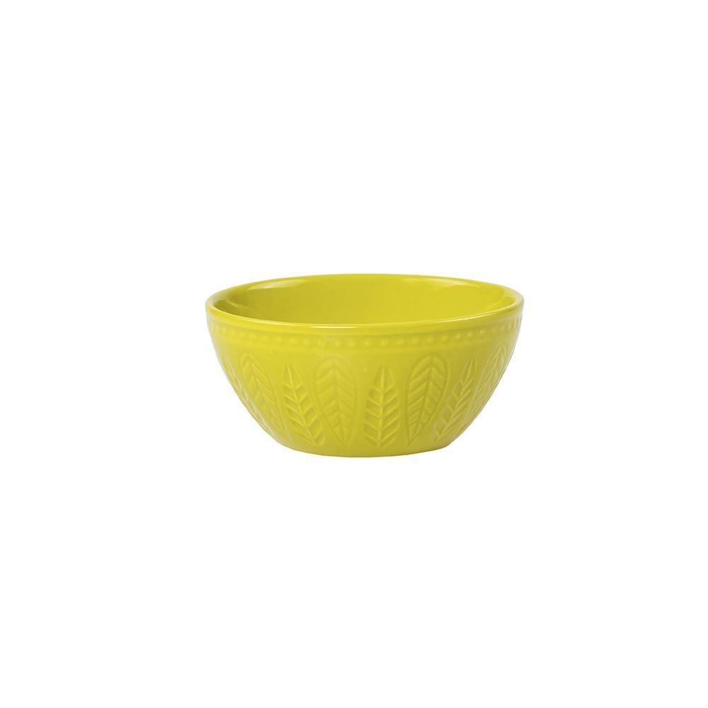 Bowl Alto Relieve 550Ml Corona - Verde Mint