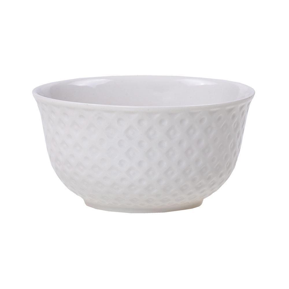 Bowl De Porcelana New Bone 380Ml Lyor - Losango