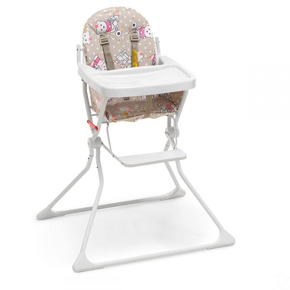 Cadeira Alta Para Refeição Standard Ii Galzerano - Ursinha
