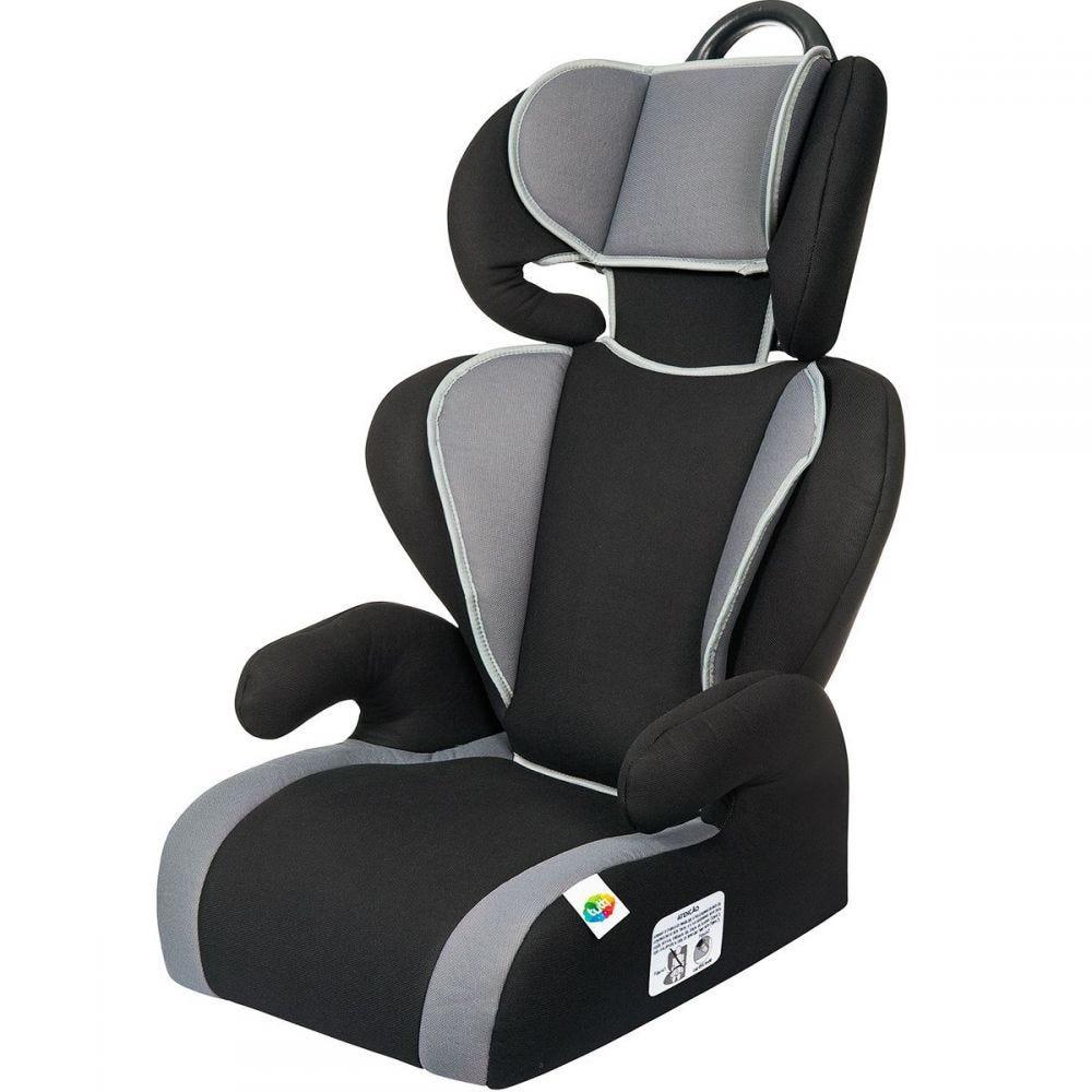 Cadeira Para Carro 15 A 36 Kg Triton - Preto/Cinza