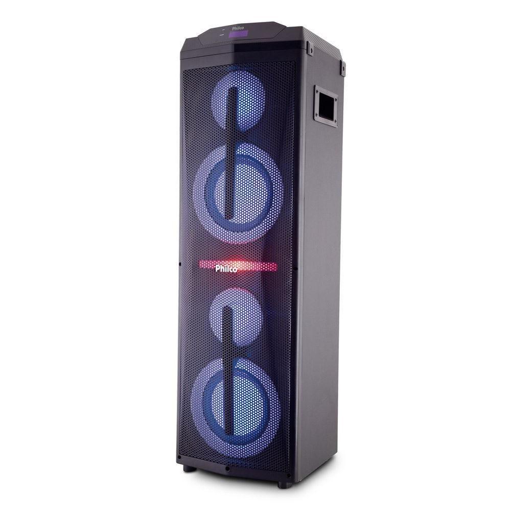 Caixa Acústica 1500W Rms Philco Pcx17000 - Bivolt
