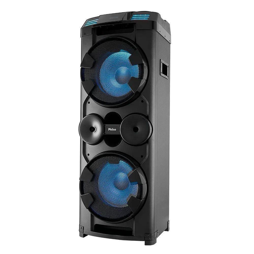 Caixa Acústica 1800W Rms Pcx20000 Philco - Bivolt