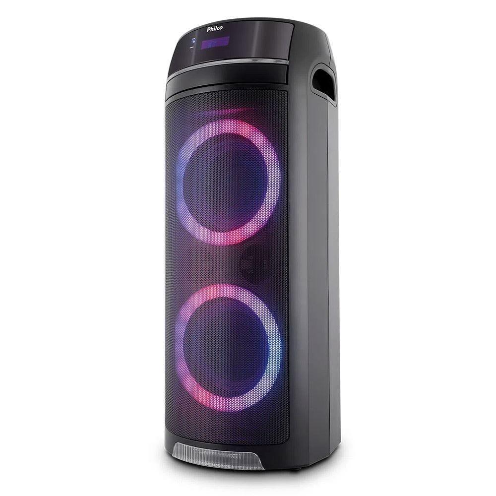 Caixa Acústica 400W Rms Bluetooth Pcx7500 Philco - Bivolt