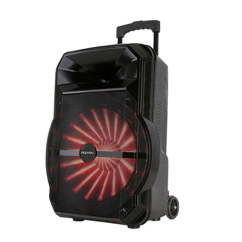 Caixa Amplificada Xc-512 300W Polyvox - Bivolt