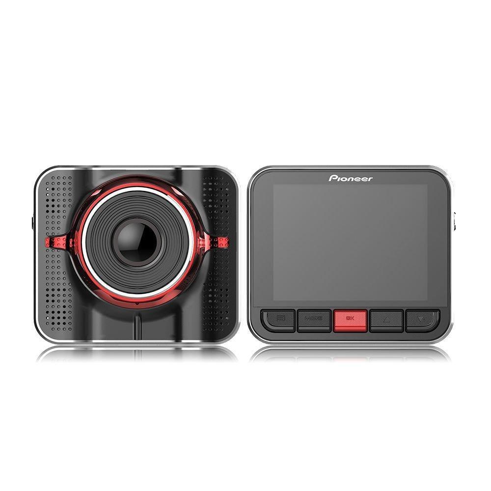 Câmera Automotiva DashCam VREC-100CH Pioneer - Preto