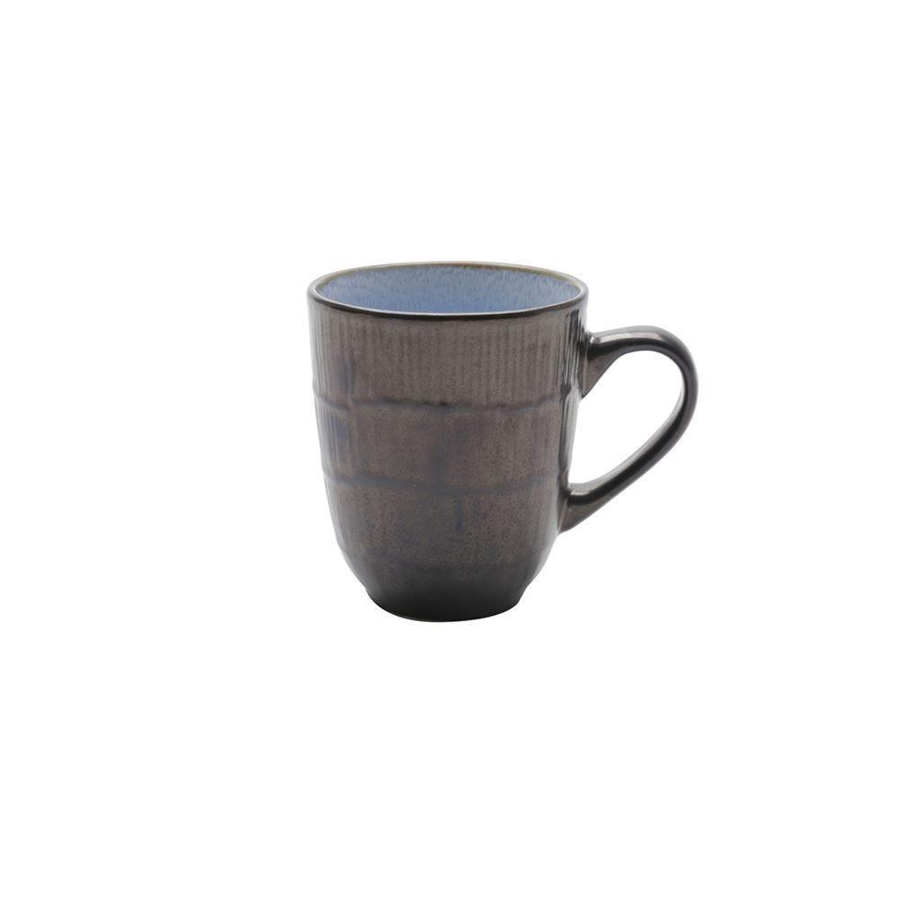 Caneca De Cerâmica Rustic 240Ml Rojemac - Azul