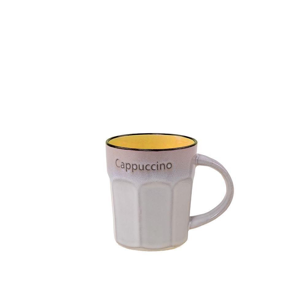 Caneca De Porcelana Allure 270Ml Rojemac - Amarelo