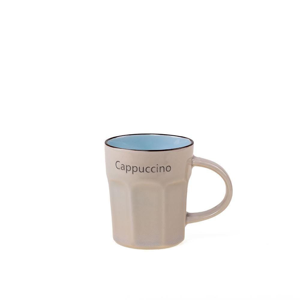 Caneca De Porcelana Allure 270Ml Rojemac - Azul