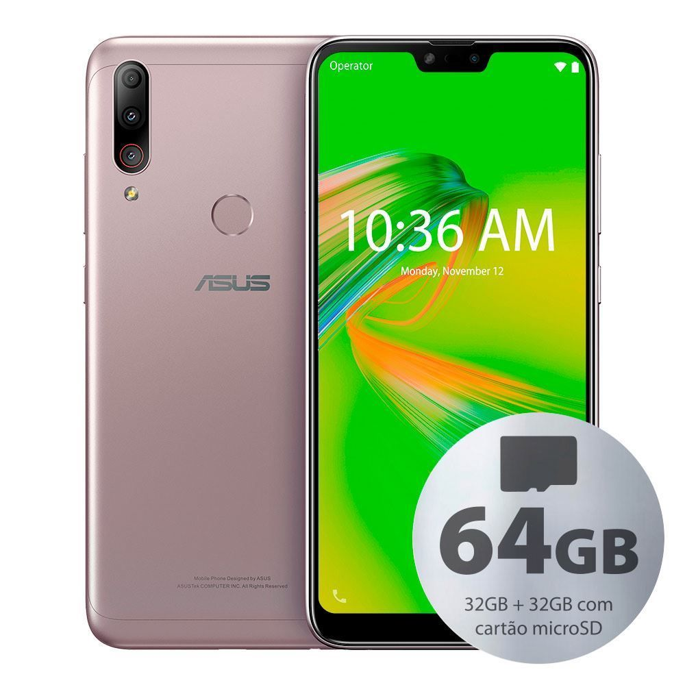 Celular Smartphone Asus Zenfone Max Shot 6,2